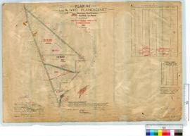 Plan of Plantagenet Locations 3087, 3306 & 3867, from Fieldbook 87 by Charles Bowler [scale: ...