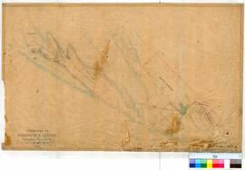 Pakington 4. Victoria District. Plan of Pakington & Lynton Townsites showing Hutt Lagoon, Por...