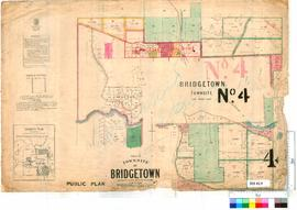 Bridgetown Sheet 4 [Tally No. 503829].