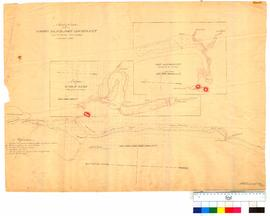 Chart of coast between Garden Island and Port Leschenault by Lt. W. Preston by A. Hillman [Tally ...