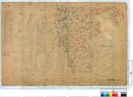 Location - Beverley AA Lots by G.C. Hamilton 1892. Dale River area additions to 1895 [scale: 20 chains to an inch].