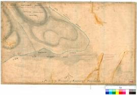 Kelmscott 20. Plan of the Township of Kelmscott [in pencil] includes Canning River and Governor S...