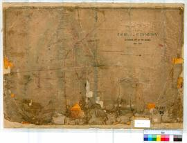 Bunbury 24. Plan of the Town of Bunbury as marked out on the Ground, June 1849. Gregory [Tally No...
