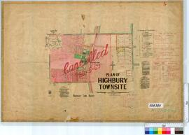 Highbury Sheet 2 [Tally No. 504380].