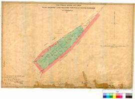 Fremantle 19/30. The Public Works Act 1902. Plan showing land required for Public Works purposes ...