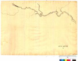 King River surveyed by A. Hillman, Sheet 2 [Tally No. 005321].