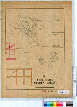 Golden Valley Sheet 1 [Tally No. 504311].