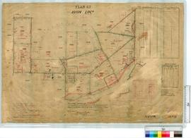 Locations North of Lake Country & Quairading to Bruce Rock Railway Line, by J.C. Watt, Fieldb...