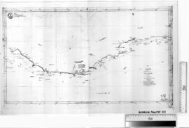 Chart of the South Coast of Terra Australis by Matthew Flinders [b/w photographic print only].
