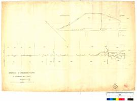 Drainage of Greenough Flats to accompany Mr. W.A. Shaw's report (with 1599/84) [Tally No. 005339].