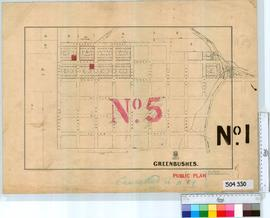 Greenbushes Sheet 1 [Tally No. 504330].