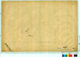 East & Kent 6 [80 chain plan, Tally No. 506123, undated].