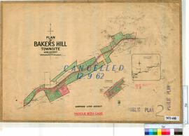 Bakers Hill Sheet 2 [Tally No. 503698].