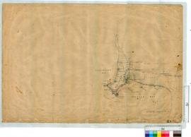 Vicinity of Broome, Gantheaume Bay, Roebuck Bay, by H.F. Johnston. Fieldbooks 20 & 35. W. Row...