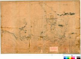 Map of Plantagenet Land District and adjoining areas, showing topographic exploration and cadastr...