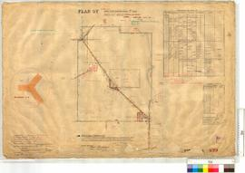 Plan of J., W.C. and J.H. Cook's Location 2659 by N. Lymburner later additions of Reserve 89...