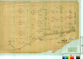 East A [800 chain plan, Tally No. 000801, undated].
