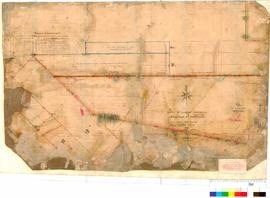 Folio III. Survey of right bank of Swan River.