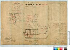 Plan of Plantagenet Locations 3022-3026, 3071, 3211/12, 5284, 1678 and Road through location numb...