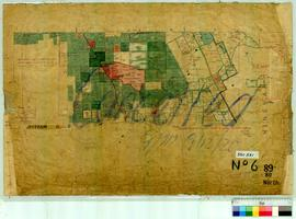 89/80 Chain Plan, sheet 6 North [Tally No. 501531]