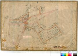 Mt Helena 165. Plan of Lots 1-42 at Mt Helena Townsite, Railway Station & Deviation of Railwa...