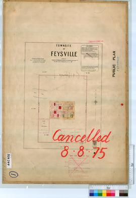 Feysville Sheet 1 [Tally No. 504244].