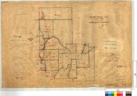 Wundi Estate Lots 1-18 by N. Lymburner, Later additions [scale: 20 chains to an inch].