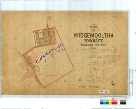 Widgemooltha Sheet 2 [Tally No. 505262]. [Widgiemooltha]