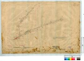 Road Survey - Kalgoorlie Sheet 1 by J.C. Watts, Fieldbook 20 [scale: 4 chains to an inch].
