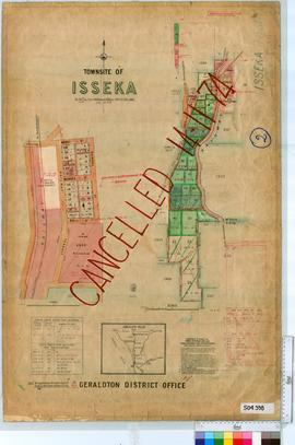 Isseka Sheet 2 [Tally No. 504398].
