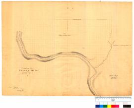 Part of Kalgan River at Noorubup by A. Hillman, Sheet 1 [Tally No. 005318].
