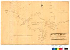Plan of Torbay and Location 33 by D. Smith, sheet 2 [Tally No. 005292].