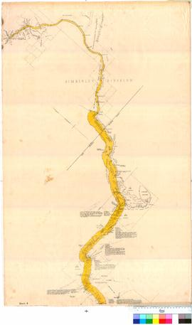 Wiluna - Kimberley Stock Route - showing positions of wells constructed 1908, 1909, 1910 - By A.W...
