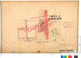 Caron Sheet 2 [Tally No. 503994].