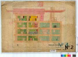 Kalgoorlie Sheet 2 [Tally No. 504425].