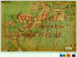 1B&C/20 Sheet 5 [Tally No. 500015]