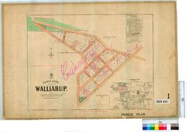 Walliabup Sheet 1 [Tally No. 505221].