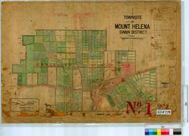 Mount Helena Sheet 2 [Tally No. 504779].