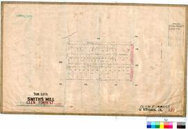 Glen Forrest 177. Sub lots, Smith's Mill [name adjusted to Glen Forrest 10 December 1915, sc...