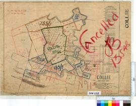 Collie Sheet 11B [Tally No. 504038].