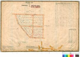 Glen Forrest 177/2. Plan of townsite of Smith's Mill [name adjusted to Glen Forrest 11 Decem...