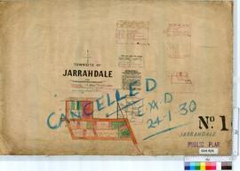 Jarrahdale Sheet 1 [Tally No. 504404].