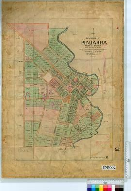 Pinjarra [Tally No. 505006].