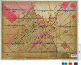 Kalgoorlie-Boulder Sheet 1 [Tally No. 600103].
