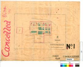 Coolgardie Sheet 1 [Tally No. 504059].