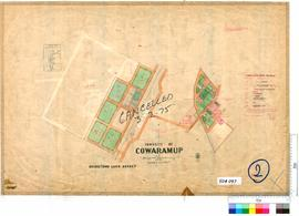 Cowaramup Sheet 2 [Tally No. 504097].