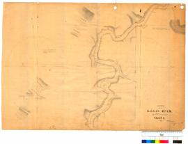 Survey of the Kalgan River by H.M. Ommanney Sheet 2 [Tally No. 005316]
