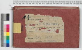 P.L.S. Chauncy Field Book No. 4