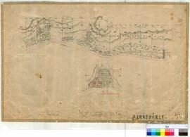 Parkerville 85/1. Plan of Parkerville Township showing various lots between Richardson Road &...