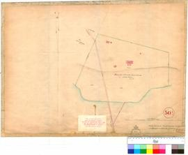 Albany 30I. Survey showing the P&O Company's Cooling Station at Albany as marked on the ...